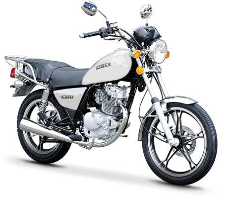 Nueva Moto Custom Suzuki Gn 125 F 2018 Blanca Lanzamiento ...