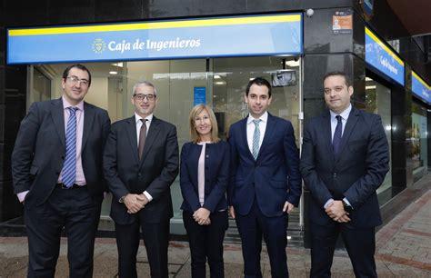 Nueva oficina de Caja de Ingenieros en Bilbao
