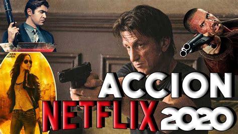 NUEVA Películas de acción 2020   Completa español latino ...