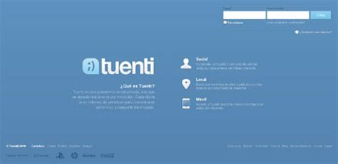 Nueva portada de Inicio Tuenti: Consigue invitaciones de ...