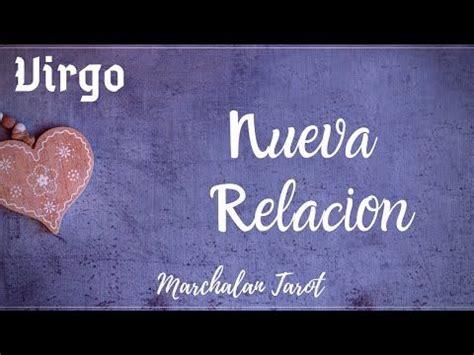 Nueva RelaciónNoviembreMarchalan Tarot   YouTube   Tarot ...