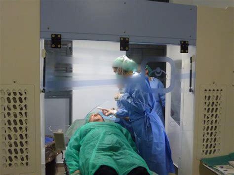 Nueva  Sala Blanca  en Oftalmología para agilizar la ...