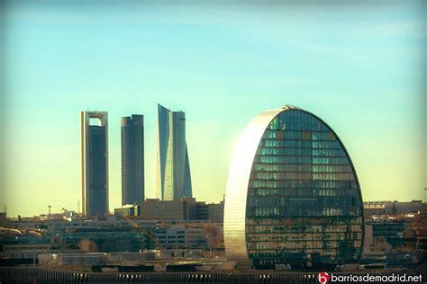 Nueva sede de BBVA | Madrid españa, Ciudad medieval