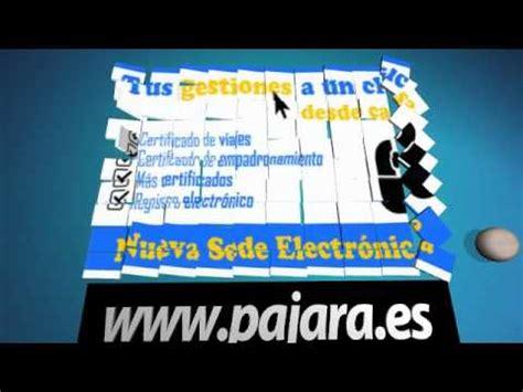 Nueva Sede Electrónica. Ayuntamiento de Pájara   YouTube