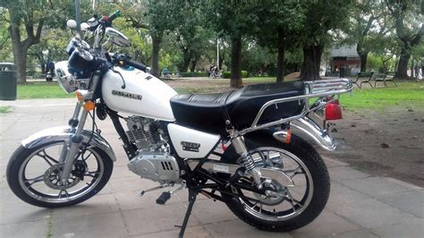 Nueva Suzuki Gn 125 F Tipo Custom Cafe Racer Tracker ...