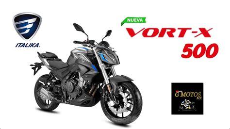 Nueva Vort X 500 2021   G Motos MX ️   YouTube