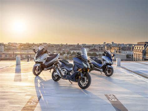 Nuevas Honda Forza 2021 | Moto1Pro