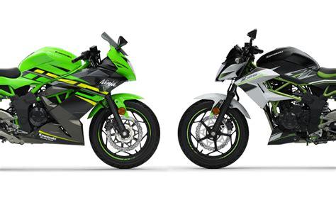 Nuevas Kawasaki Z125 2019 y Ninja 125 2019: asalto al ...