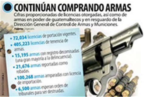 Nuevas licencias de portación de armas a partir de enero ...
