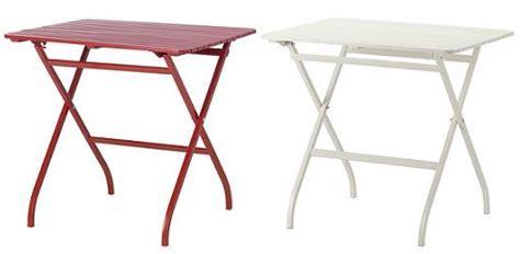Nuevas mesas de terraza Ikea para tu balcón o jardín ...