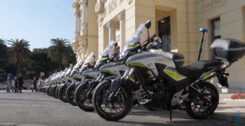 Nuevas motos  3 eléctricas  para la Policía Local de ...