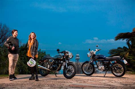 Nuevas motos Macbor 125 Lord Martin, Johnny Be Good y ...