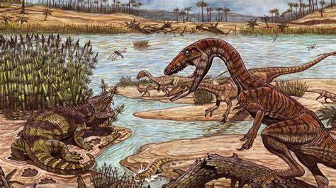 Nuevas pistas sobre el origen de los dinosaurios