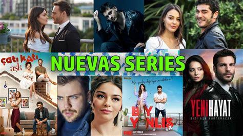 NUEVAS SERIES TURCAS en español | Románticas 2020   YouTube