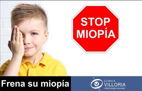 Nuevas soluciones para frenar la miopía infantil