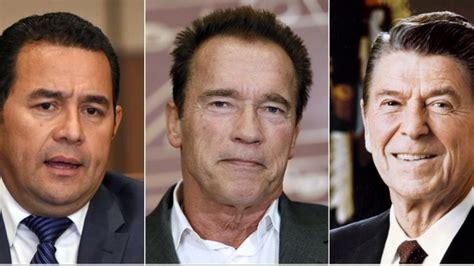 Nueve artistas que llegaron a presidentes, o casi | Tele 13