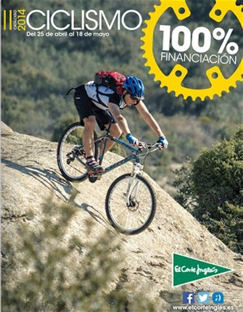 Nuevo catálogo de bicicletas El Corte Inglés 2014: de ...