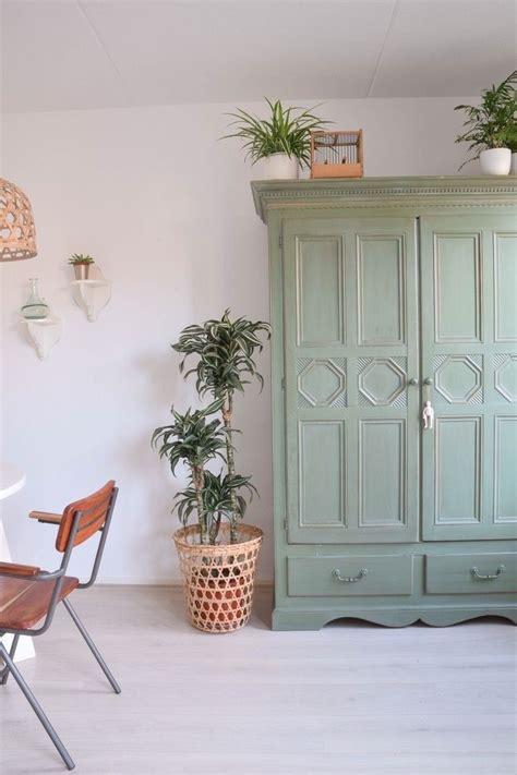 Nuevo color Verde Espuma de mar de Mary Paint | Armarios ...