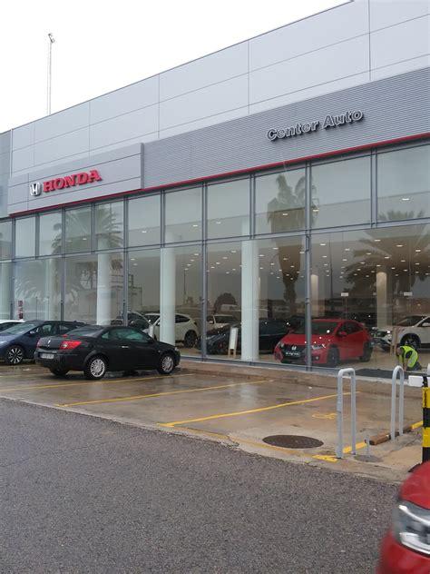 Nuevo concesionario Honda Center Auto en Valencia