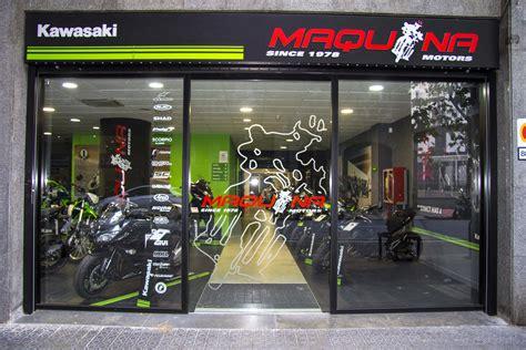 Nuevo establecimiento Kawasaki: Maquina Motors Consell de ...