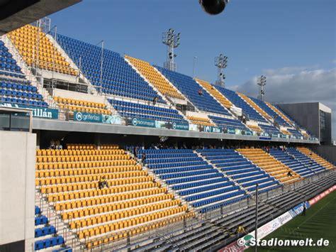 Nuevo Estadio Ramón de Carranza, Cádiz CF – Stadionwelt
