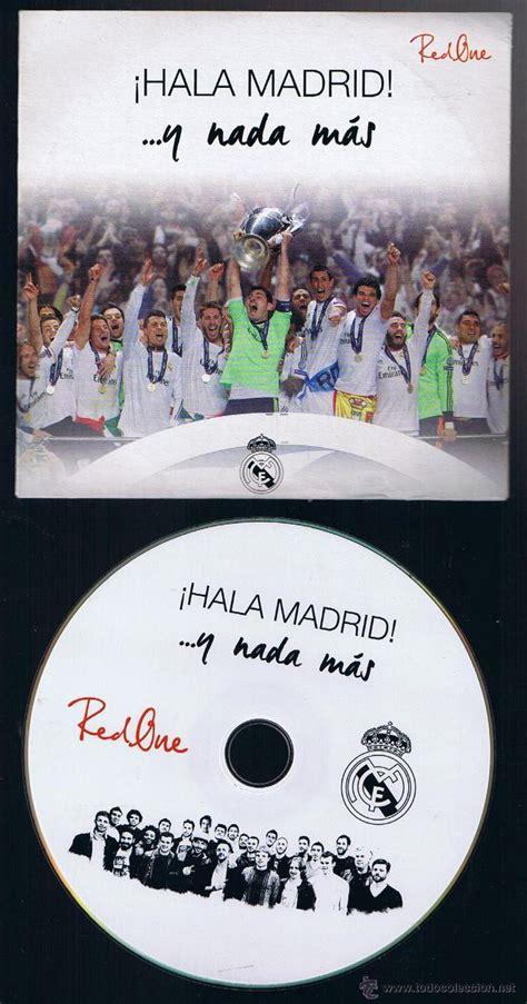 Nuevo himno del real madrid en dvd   ¡hala madr   Vendido ...