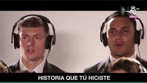 ~NUEVO HIMNO DEL REAL MADRID, #LAUNDÉCIMA, en versión ...