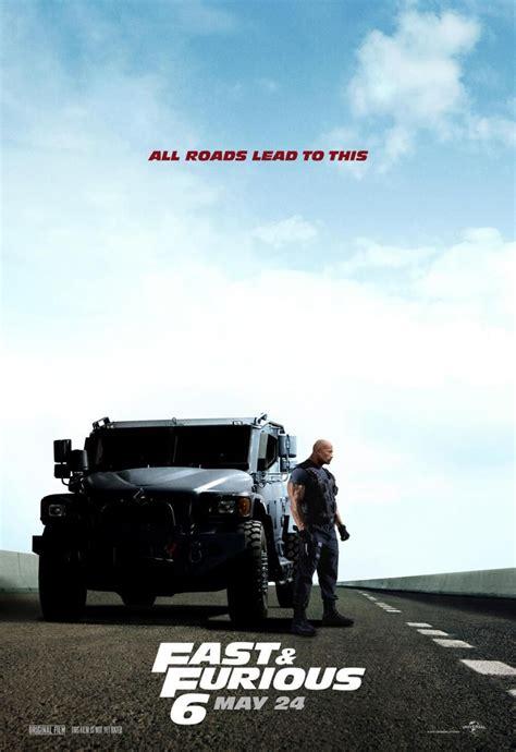 Nuevo poster de Dwayne Johnson para la película  Fast ...