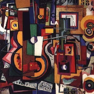 Nuevos Medios: Modernismo Y Cubismo.