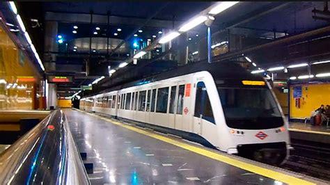 Nuevos paros en el metro de Madrid durante el puente de mayo