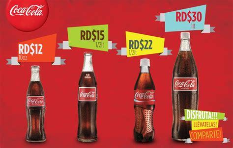 Nuevos Precios Coca Cola | Shiny Design