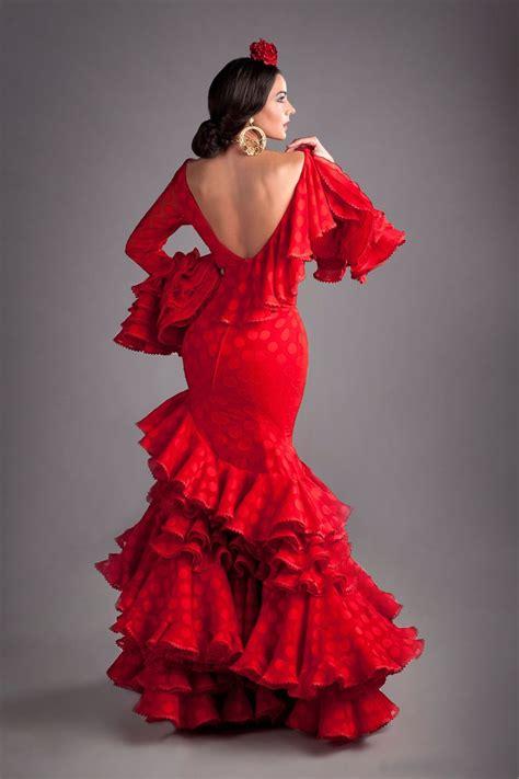 Nuevos trajes de flamenca para el 2016 con nuestra ...