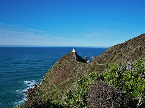 Nugget Point Lighthouse 3   New Zealand Photograph by ...