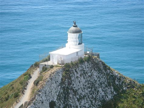Nugget Point lighthouse   Maritime NZ