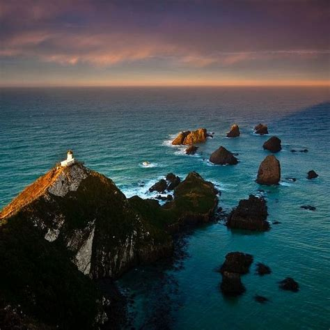 Nugget Point Lighthouse, New Zealand | Amusing Planet