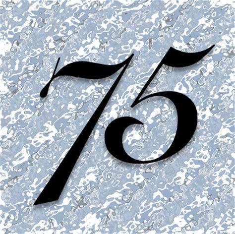 Numerología 75 / Significado del número 75 ⓵⓶⓷ Numerologia.top