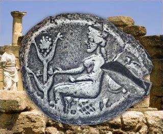 Numisarchives. Greek coins. Antigua emisión de Cirenaica ...