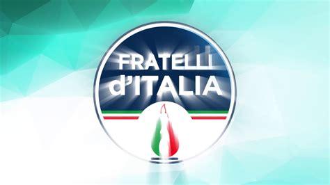 Nuovo logo di Fratelli d Italia   YouTube