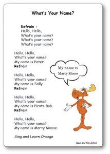 Nursery Rhymes, Poems and Songs for Children   Speak and ...