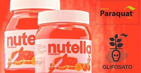 Nutella: avellanos de popular producto podrían contener ...
