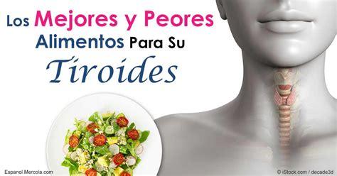 Nutricionista estudiar: Alimentacion para tiroides