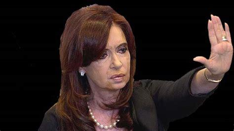 Nuts: President Kirchner Implies Israel Behind Iran Terror ...