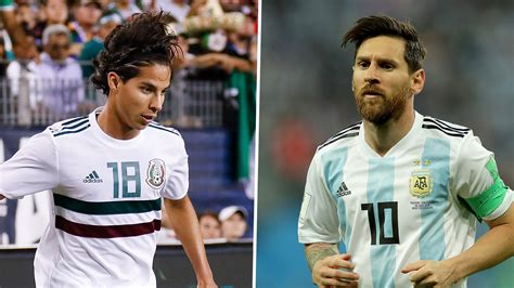 NxGn:  Mexican Messi  Diego Lainez has no issue with Leo ...