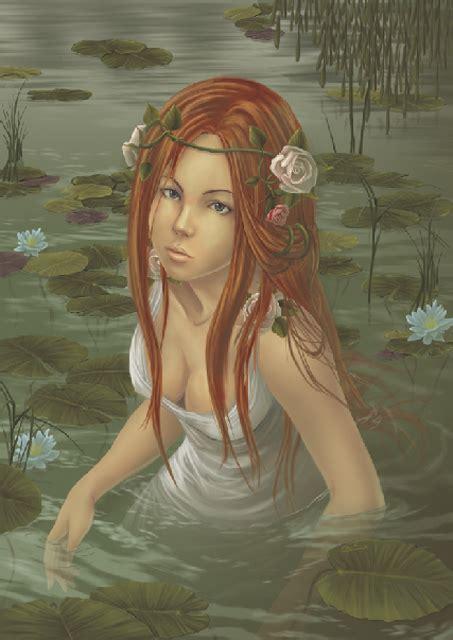 Nymph   Greek Mythology Fan Art  2304639    Fanpop