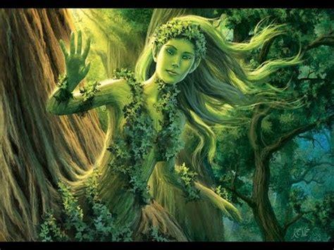Nymphs: The Maidens of Nature  Mythology Monday    YouTube