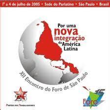 O Foro de São Paulo – Informações « Enquanto há vida, há ...