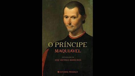 O Príncipe: Nicolau Maquiavel   YouTube