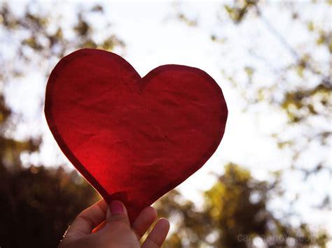 O segredo é amar