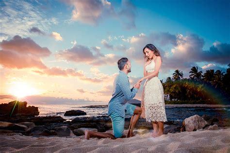 Oahu Romantic Couples Beach Photographer — Oahu Pro ...