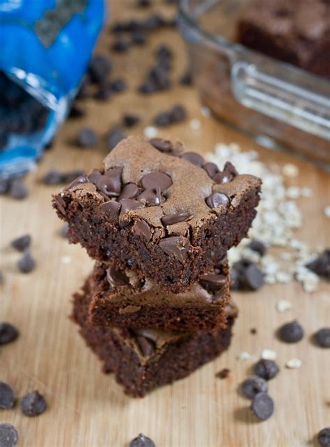 Oat Flour Brownies | The Wannabe Chef